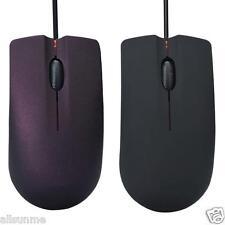 NUEVO ergonómico óptico USB 1200DPI con cable game Ratones Mouse para PC