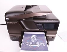 HP OfficeJet Pro 8600 Premium All-In-One Printer Used Good Shape works Great!