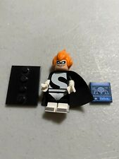 Lego Mini-Figure Disney Syndrome from the Incredibles *Retired*