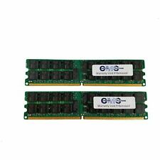 8GB (2x4GB) Memory RAM 4 Dell PowerEdge 1800 DDR2-PC3200 FOR SERVERS ONLY B47