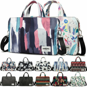 """13"""" 14"""" 15"""" Laptop Briefcase Computer Bag Business Messenger Case Shoulder Bag"""
