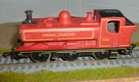 OO Gauge Locomotive.Hornby. No.R048 GWR Class 57XX LONDON TRANSPORT Pannier Tank