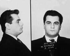 1968 Gangster Mobster JOHN GOTTI Mugshot Glossy 8x10 Photo Criminal Print Poster