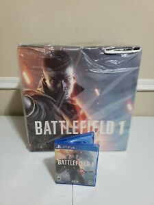 Battlefield 1 Exclusive Collector's Edition PS4 Playstation 4 Complete With Game