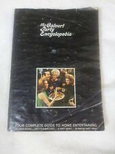 "Vintage 1968 ""The Calvert Party Encyclopedia"" Your Guide to Home Entertainment"