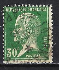 Frankreich 1923 Art Pasteur Yvert Nr. 174 entwertet 1. Auswahl (2)