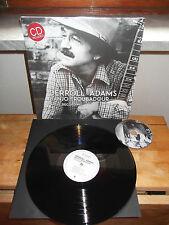 """DERROLL ADAMS """"Banjo Troubadour A Live Recording"""" LP+CD STARMAN BELGIUM 2015"""