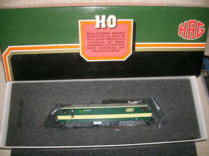 "HAG H0 HO Nr. 187 Elektrolok Re 4/4 Bodensee-Toggenburg-Bahn BTB ""Degersheim"""