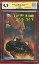 Supergirl Legion of Super Heroes 23 CGC 9.2 2X SS Spanish Ed 8 Adam Hughes Cover