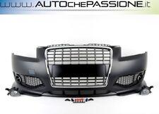 Paraurti anteriore Audi A3 3/5 porte completo ABS S3-Look no S-line