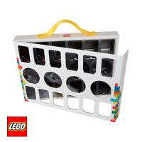 LEGO • 851399 Minifigure Display BOX Cornice per 16 MINIFIGURES RARISSIMO NUOVO