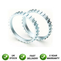 2X FOR VAUXHALL TIGRA 29 TOOTH 66.91MM ABS RELUCTOR RING DRIVESHAFT JOINT 0706