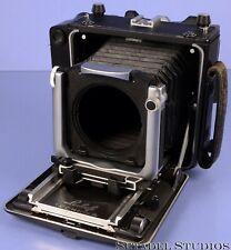 LINHOF MASTER TECHNIKA V BLACK 2X3 /6X9 MEDIUM FORMAT CAMERA BODY CLEAN NICE