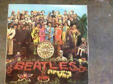 BEATLES SGT PEPPERS'S LONELY HEARTS CLUB BAND UK PARLOPHONE STEREO