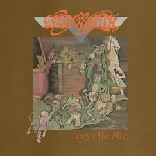 Toys in the Attic by Aerosmith - Vinyl LP (2013) Remastered - VG