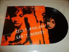 """KELLY ROWLAND - Can't Nobody - 2003 UK 3-track DJ-only promotional vinyl 12"""""""