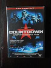 DVD COUNTDOWN - SUPERPRODUCCION RUSA DE ACCION - EDICION DE ALQUILER (6L)