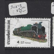 Thailand (P2111B) Train Sc 813 Vfu