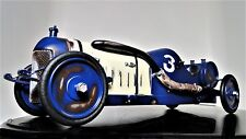 Indy Built Race Car InspiredBy Ford 1 Vintage 24 Carousel Blue 18 Model 12 T 25