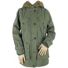Cappotti e giacche da donna Parka con cerniera taglia XS