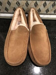 Men's UGG Chestnut Ascot Slippers- size 11- #1101110