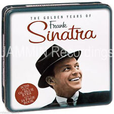 FRANK SINATRA - THE GOLDEN YEARS FRANK SINATRA - TIN 3 CD BOX SET