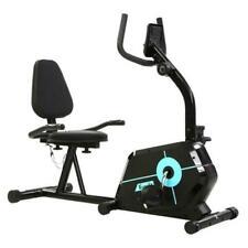 Everfit EBFRB02BK Recumbent Exercise Bike - Black