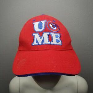 JOHN CENA Red Cenation  Baseball Cap Hat WWE