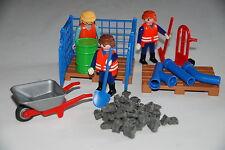 Playmobil 4135 obras del puerto Port works
