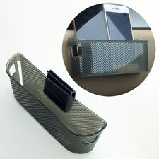 Car Interior Storage Box Waste Can Case Cup Pocket Holder Universal Accessories