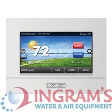 4 Heat / 2 Cool Programmable Goodman Touchscreen Thermostat
