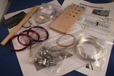 Viking Knitting Kit, Making your own Chain by knitting wire, Crafters ideal gift