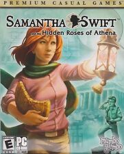 Samantha Swift And The Hidden object seek & find PC Games Windows 10 8 7 XP NEW