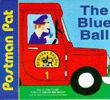 Postman Pat and the Blue Ball by John Cunliffe (Hardback, 1996)