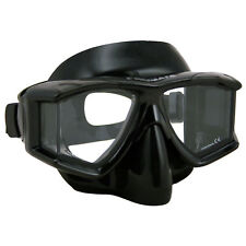 Promate Panoramic 4-Window Purge Mask Scuba Dive Snorkeling Spearfishing Goggle