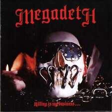 Megadeth - Killing Is My Business 80s THRASH BR Version
