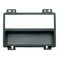 Mascherina Phonocar 3/275 per autoradio ISO Doppio DIN colore nero Ford Fiesta