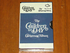 CHILDREN OF THE DAY - THE CHRISTMAS ALBUM - RARE 1975 NEW SEALED CASSETTE ! ! !