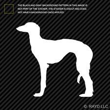 (2x) Saluki Sticker Die Cut Decal Self Adhesive Vinyl dog canine pet