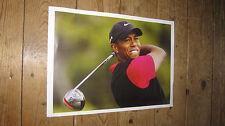 Tiger Woods légende du golf grande nouvelle Swing Poster