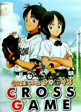 DVD CROSS GAME TV 1-50 END English Subtitles All Region Tracking Shipping
