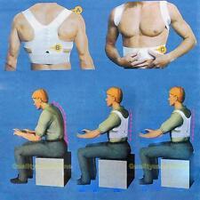 Adjustable Magnetic Brace Posture Shoulder Corrector & Back Support Therapy Belt