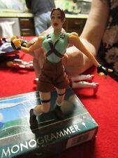 "1997 ToyBiz - Eidos Presents Tomb Raider  Lara Croft 5""  Action Figure loose"