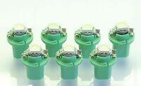 Grüne High Power LED Tacho Lampe Beleuchtung Audi A4 B5 bis 1997 UMBAU SET grün