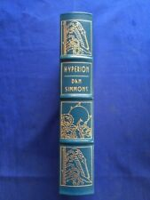 HYPERION - COLLECTOR'S LIMITED EDITION BY DAN SIMMONS