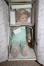 My Friend Corky Doll Shirley Temple Toddler Doll Collection Danbury Mint