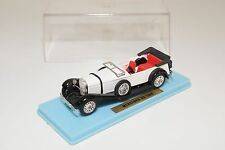 SOLIDO 137 MERCEDES BENZ SS TORPEDO WHITE NEAR MINT BOXED