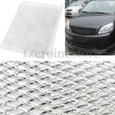 40x13'' Sliver Aluminum Car Vehicle Universal Body Grille Mesh Section Grill Net