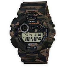 Casio da Uomo G-SHOCK gd-120cm-5er Orologio Digitale Tattico Militare Brown Camo NUOVO