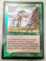 Magnigoth Treefolk FOIL Planeshift NM english Green Rare mtg edh créature